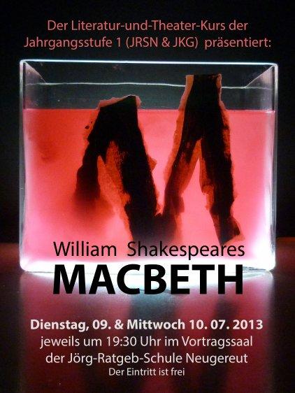 MacbethPlakat