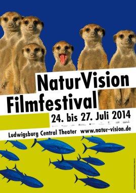 NatureVision Filmfestival-Plakat 2014